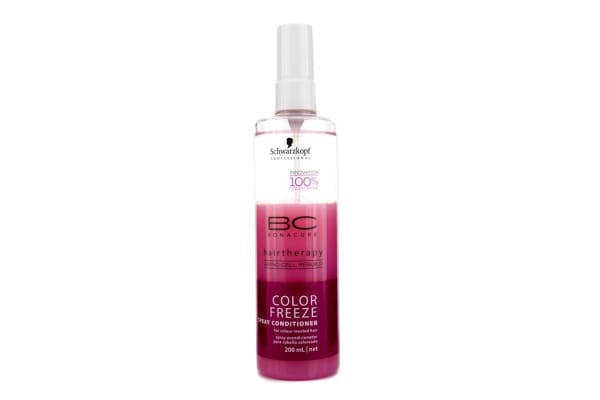 Schwarzkopf BC Color Freeze Spray Conditioner (For Colour-Treated Hair) (200ml/6.7oz)