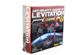 Anti Gravity Magnetic Levitation Kit | 4M Kids magnet science toys floating float