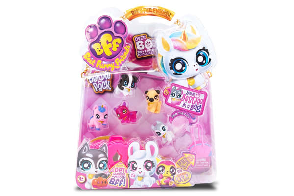 Best Furry Friends Deluxe Pack (Assorted)