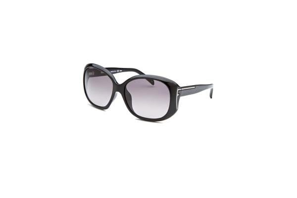 Fendi Women Square Black Sunglasses (FS5329-001-59-16-130)