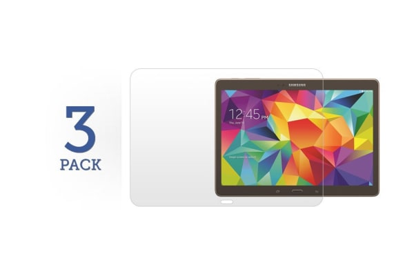 """3 Pack Screen Protector for Samsung Galaxy Tab S 10.5"""""""