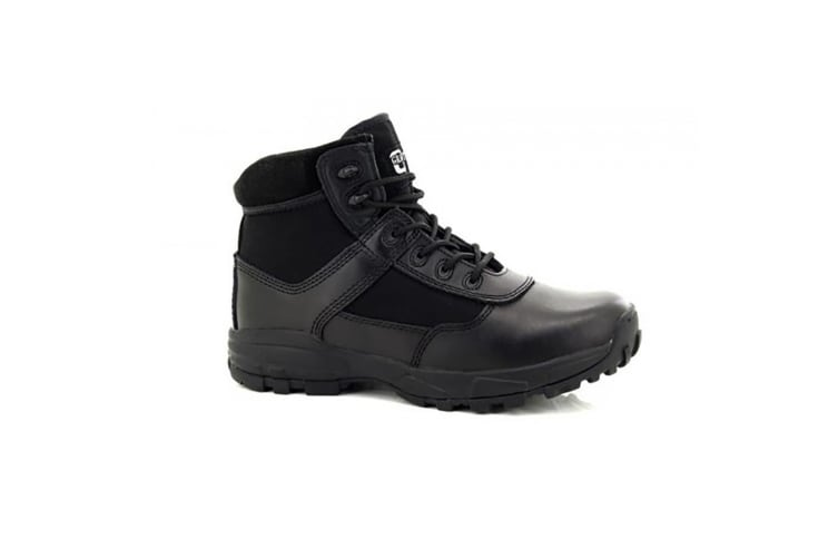Grafters Mens Cover II Non-Metal Lightweight Combat Boots (Black) (9 UK)