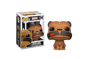 Inhumans Lockjaw Pop! Vinyl