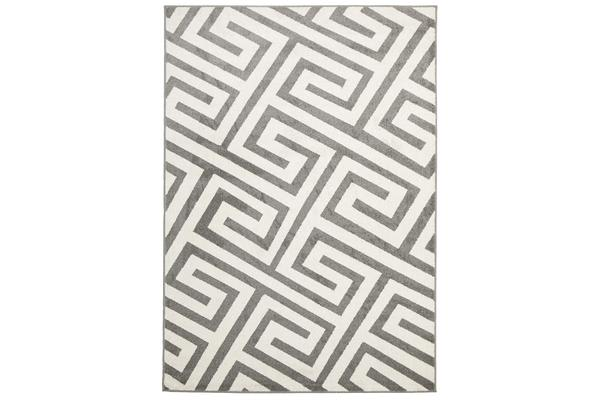 Indoor Outdoor Dolce Rug Grey 330x240cm