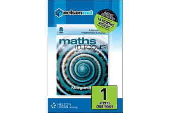 Maths in Focus Preliminary 1 Year Access Card