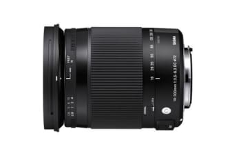 New Sigma 18-300mm F3.5-6.3 DC MACRO OS Contemporary Lens for Canon (FREE DELIVERY + 1 YEAR AU WARRANTY)
