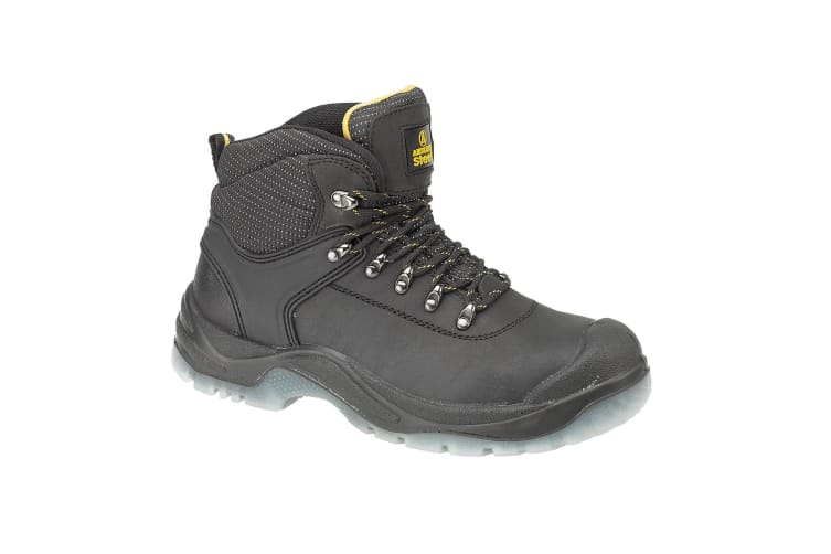 Amblers Steel FS199 Safety S1-P Boot / Womens Boots / Boots Safety (Black) (4 UK)