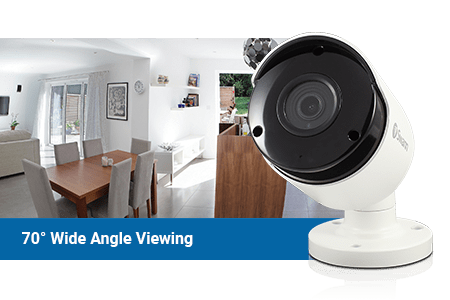 70 Degree Viewing Angles