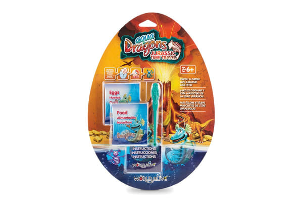 Aqua Dragons Jurassic EGGspress with 2 Refills