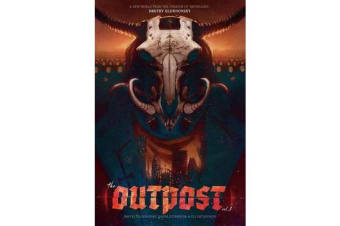 The Outpost - America: A Metro 2033 Universe Graphic Novel