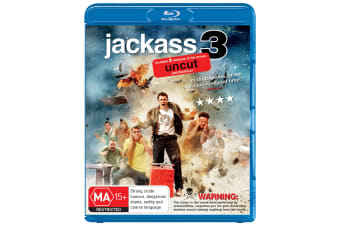 Jackass 3 Blu-ray Region B