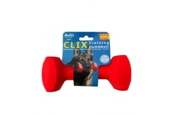 The Company Of Animals CLIX Dumbbell (Red)