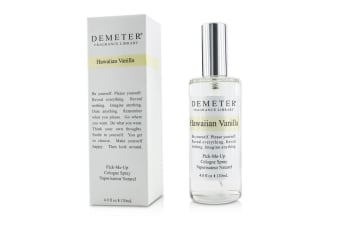 Demeter Hawaiian Vanilla Cologne Spray 120ml