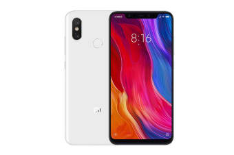 Xiaomi Mi 8 (64GB, White) - Global Model
