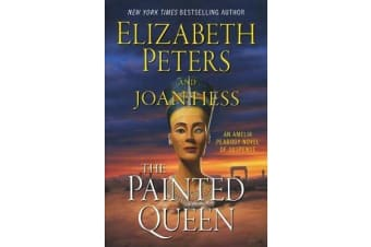 The Painted Queen - An Amelia Peabody Novel of Suspense