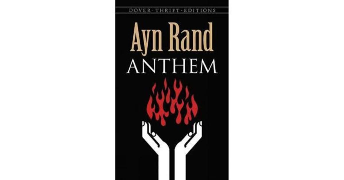 comparing anthem by ayn rand to A teacher's guide to the signet edition of ayn rand's anthem by dr michael s berliner, executive director of the ayn rand institute s.
