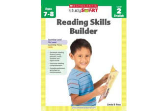 Study Smart - Reading Skills Builder Level 2