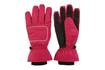 Elude Girl's Snow Classic Gloves Size 8
