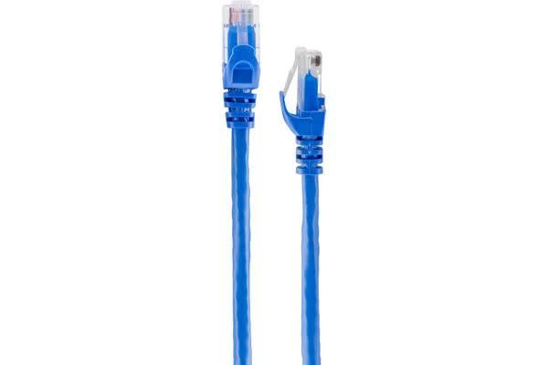 Pro2 20M Blue Cat6 Patch Lead