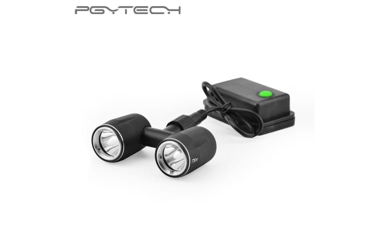 PGY Tech LED Lights for DJI Inspire 1 (AU Plug not included)