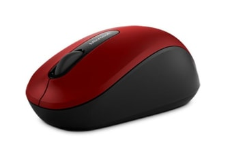 Microsoft Mobile Mouse 3600 (Red) (PN7-00015)