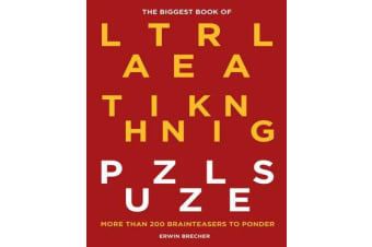The Biggest Book of Lateral Thinking Puzzles - More than 100 brainteasers to ponder