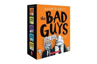 The Bad Guys Box Set - Books 1-5