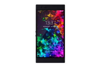 Razer Phone 2 with Bonus Tempered Glass Protector & Word Case