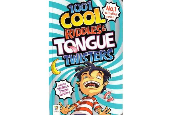 Image of 1001 Cool Riddles & Tongue Twisters