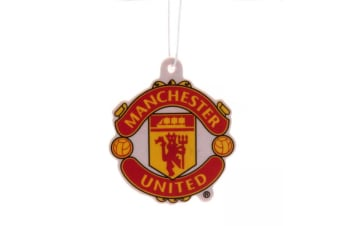 Manchester United FC Air Freshener (Red)