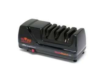 Chef's Choice 1520 Black Diamond Hone Electric Knife Sharpener - Angle Select