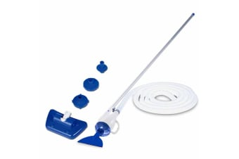Pool Vacuum Cleaner with 3 Adapters