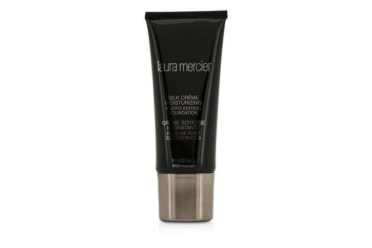 Laura Mercier Silk Creme Moisturizing Photo Edition Foundation - #Rose Ivory 30ml