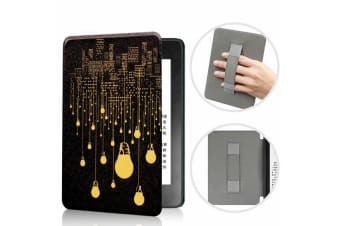 Leather Case Ultra Slim Magnetic Cover For Amazon All-new Kindle 10th Gen 2019-NO14 Pattern