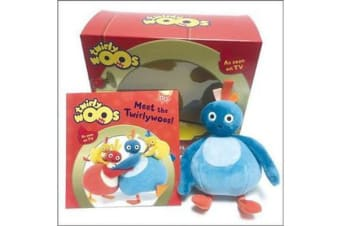 Meet the Twirlywoos - Book and Toy Gift Set