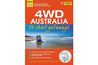 4WD Australia - 50 Short Getaways 2nd ed