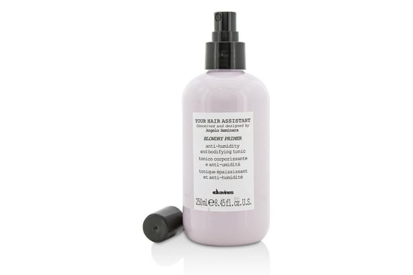 Davines Your Hair Assistant Blowdry Primer Anti-Humidity and Bodifying Tonic 250ml/8.45oz