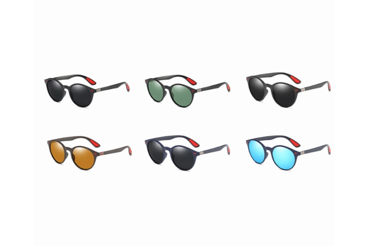 Polarized Sunglasses For Men And Women Unbreakable Tr Frame Uv400 Protection - 6