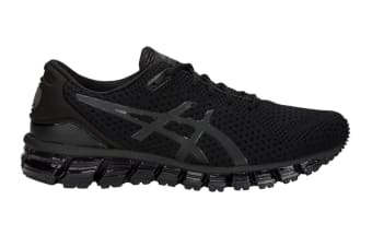 ASICS Men's Gel-Quantum 360 KNIT 2 Running Shoe (Black/Black, Size 7)
