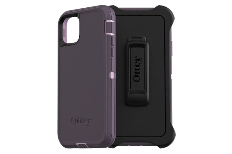 Otterbox Defender Case Mobile Cover for Apple iPhone 11 Pro Max Purple Nebula