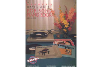 Alfred's Basic Adult Songbook/level 1