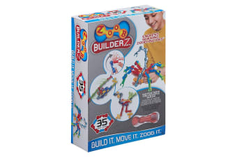 ZOOB 35 Piece Building Box