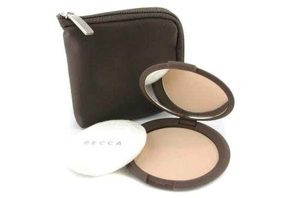 Becca Fine Pressed Powder - # Ginger (10g/0.34oz)