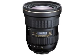 New Tokina AT-X 14-20mm F2 PRO DX Lens Nikon (FREE DELIVERY + 1 YEAR AU WARRANTY)