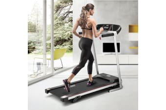 Genki Foldable Treadmill Fitness Exercise Machine Home Gym Equipment 380 Running Belt