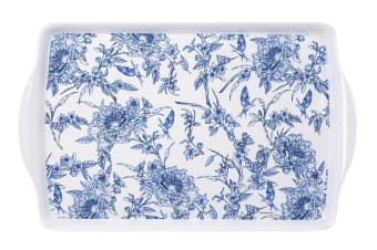Ashdene Indigo Blue Medium Tray 38cm
