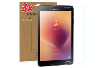 "[3 Pack] Samsung Galaxy Tab A 8.0"" 2017 Ultra Clear Film Screen Protector by MEZON (SM-T380, T385, Clear)"