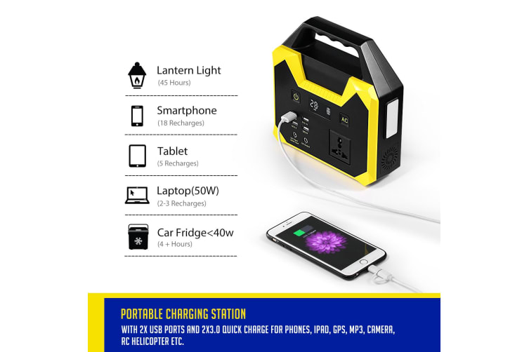 Portable Car charger easy operation Vehicle Device EC2 over voltage protect