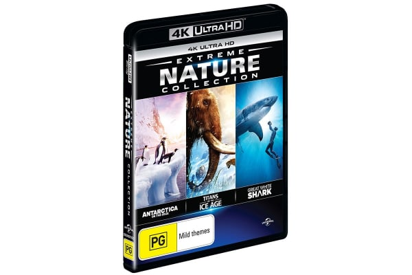 Extreme Nature Collection 4K Ultra HD UHD