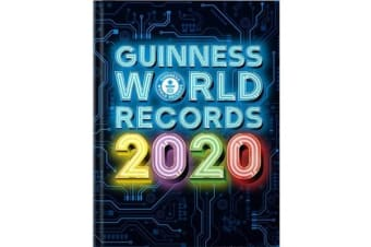 Guinness World Records 2020 - The Bestselling Annual Book of Records